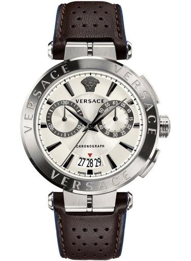 Versace Saat Gümüş